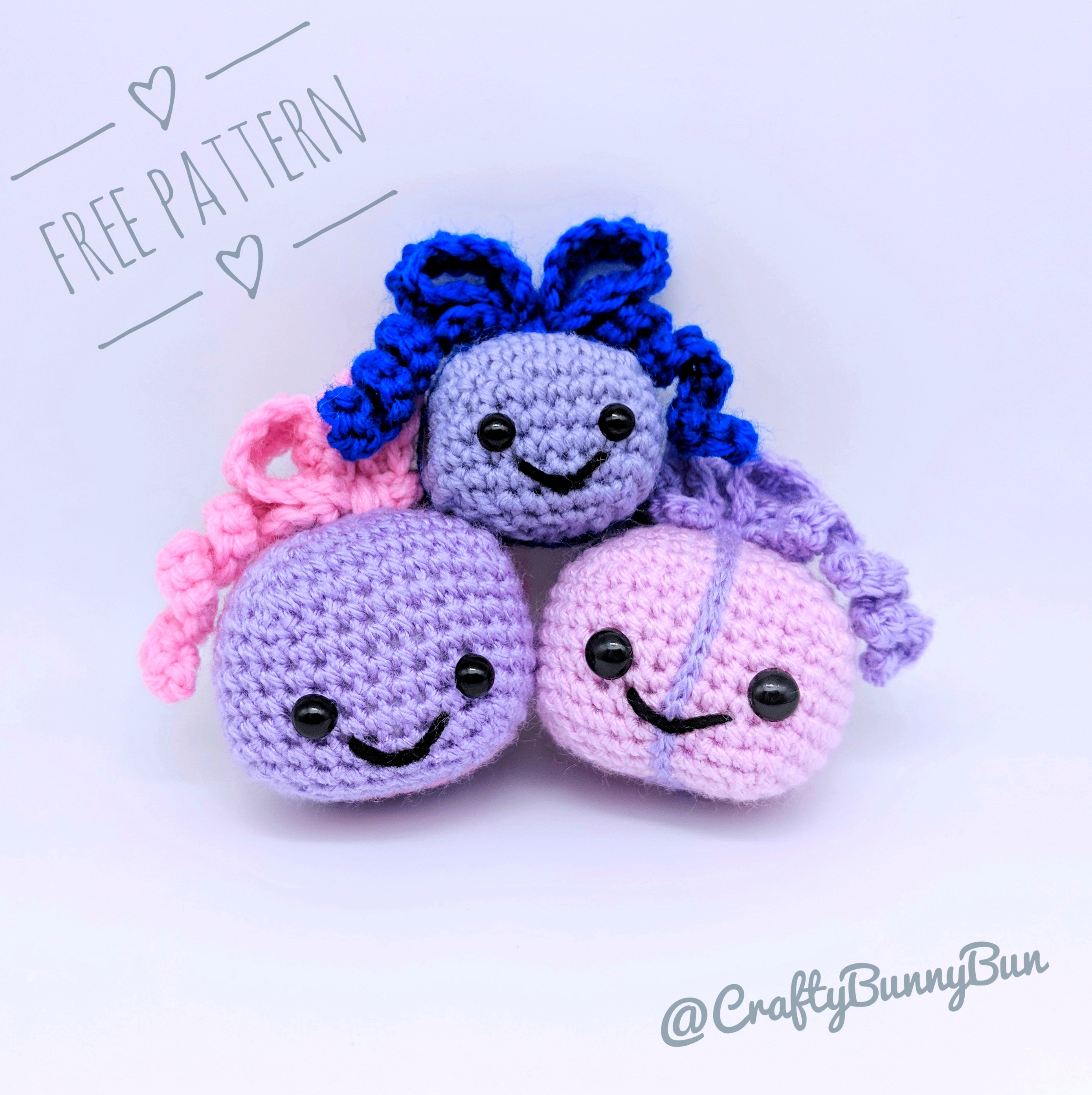Little Happy Gift Amigurumi Pattern
