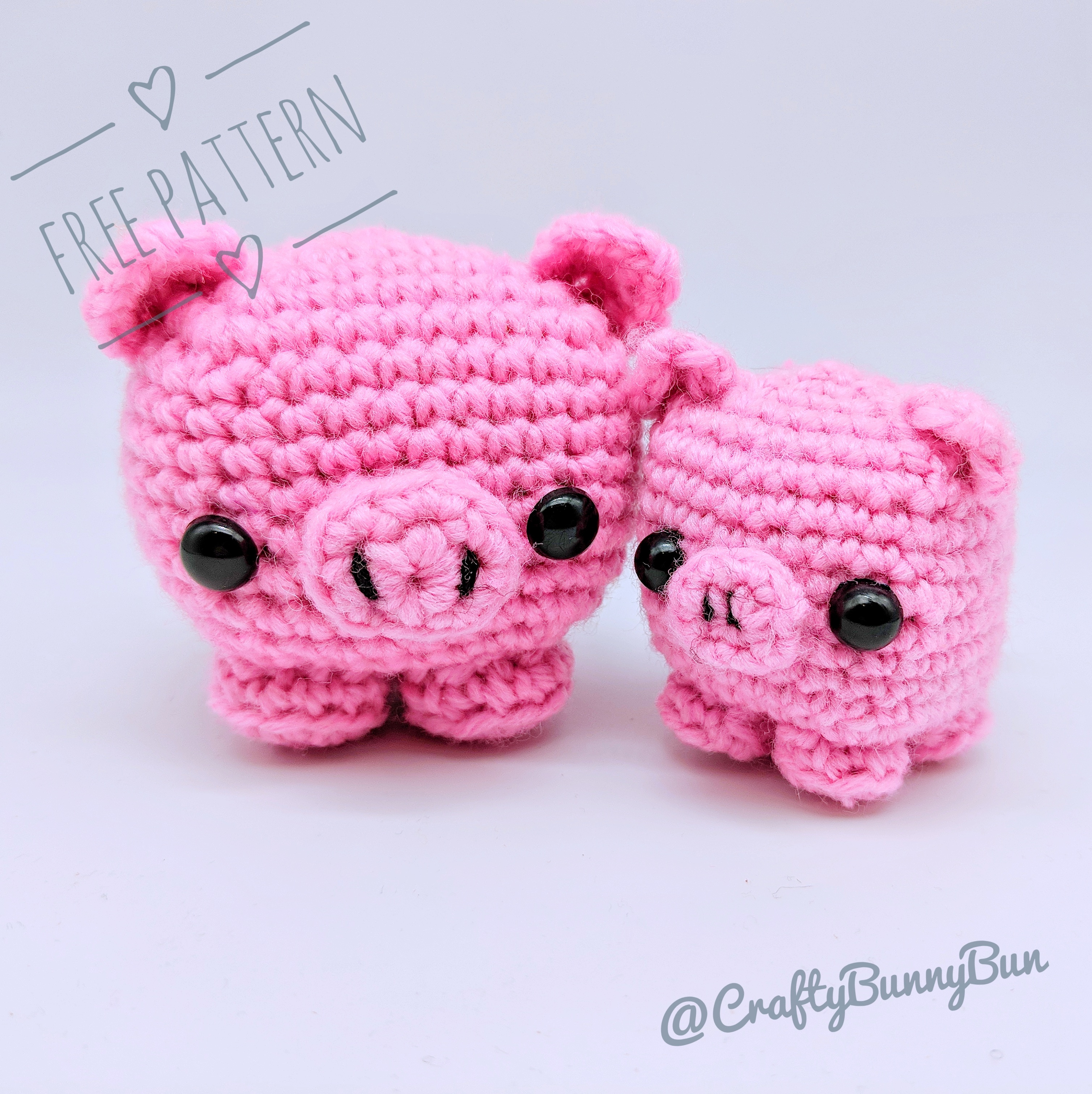 Cube Piggy Pig