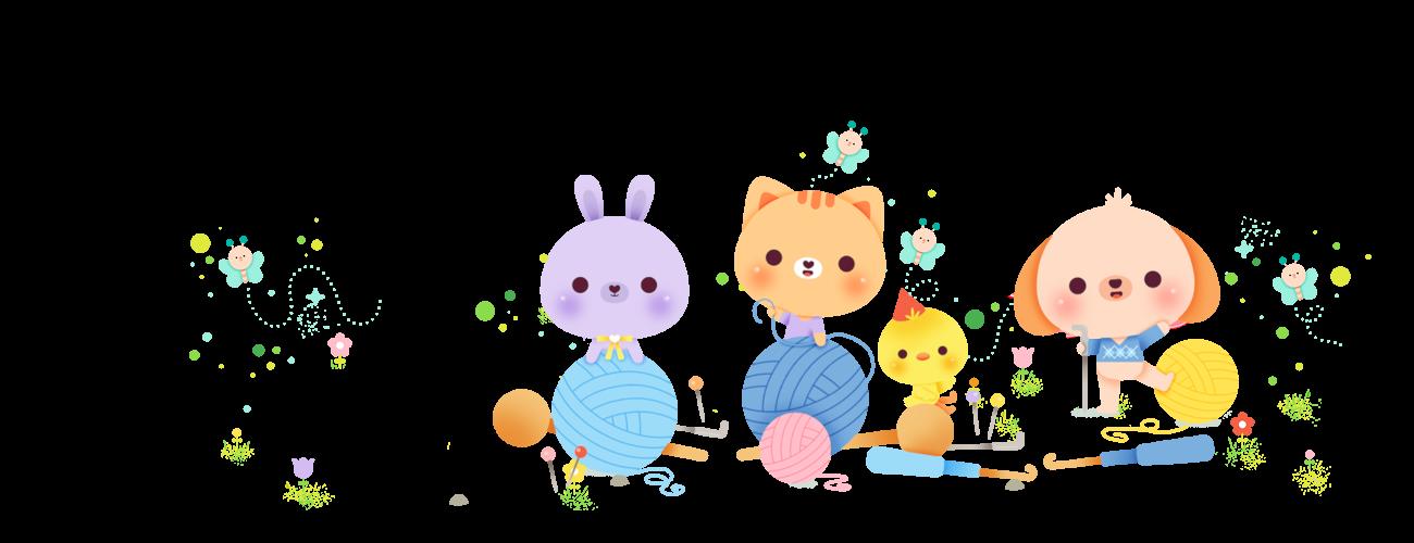 crafty bunny bun banner